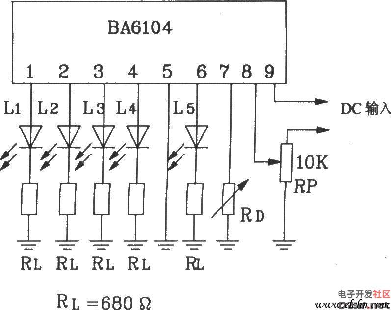 pnp三极复合电路